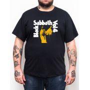 Camiseta Black Sabbath - Vol.4 - Plus Size - Tamanho Grande
