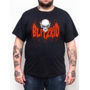 Camiseta Blitzkid Logo - Tamanho Grande