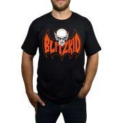 Camiseta Blitzkid Preta