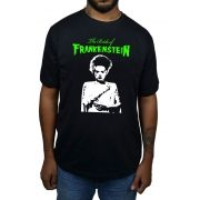 Camiseta Bride of Frankenstein - Preto