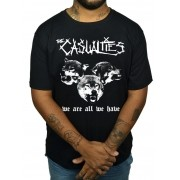 Camiseta Casualties