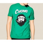 Camiseta HShop Chong Verde