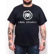 Camiseta Coal Chamber - Preto - Plus Size - Tamanho Grande Xg
