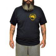 Camiseta Cobra Kai No Mercy - Plus Size - Tamanho XG