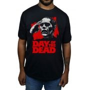 Camiseta Day of The Dead - Filme de Terror