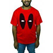 Camiseta Deadpool Vermelho