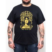 Camiseta Deep Purple - Plus Size - Tamanho Grande