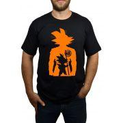 Camiseta Dragonball - Goku