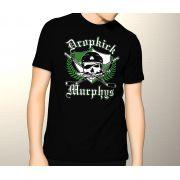 Camiseta Dropkick Murphys Hockey - Tamanho M