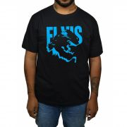 Camiseta ELVIS - Preta