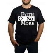 Camiseta Faith No More - Tamanho M