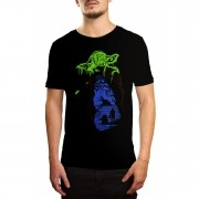 Camiseta Force Tree - Star Wars Yoda