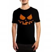 Camiseta Geek Pride Jack Lantern Preto