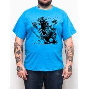 Camiseta Godzilla Prancha - Tamanho Grande Xg
