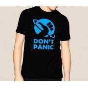 Camiseta Guia dos Mochileiros da Galáxia