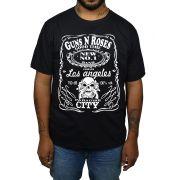 Camiseta Guns N' Roses - Tamanho M