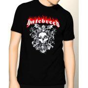 Camiseta Hatebreed - Tamanho M