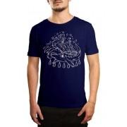 Camiseta Holdfast Hammer! - Azul Marinho