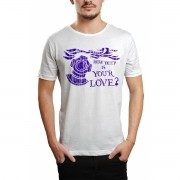 Camiseta Holdfast How Deep Is Your Love Branco