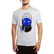 Camiseta Holdfast Sailor Pipe Branca