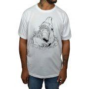 Camiseta Holdfast Shark - Branca