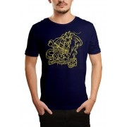 Camiseta Holdfast Way From Home  - Azul Marinho