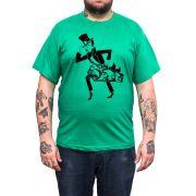 Camiseta Houdini - Plus Size - Tamanho XG