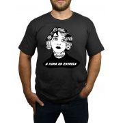 Camiseta Clarice Lispector - A Hora da Estrela - Literária