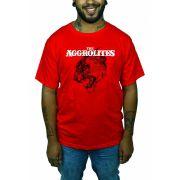 Camiseta Aggrolites - Vermelha