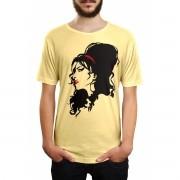 Camiseta HShop Amy Amarela - 570