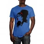Camiseta HShop Amy Azul - 571