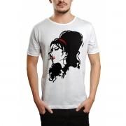 Camiseta HShop Amy Branco - 679
