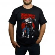 Camiseta Back To The Darkside Preto