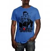 Camiseta HShop Bastardos Inglórios Azul
