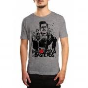 Camiseta HShop Bastardos Inglórios Cinza