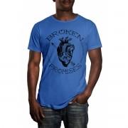 Camiseta HShop Broken Promisses Azul