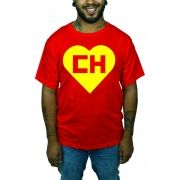 Camiseta Chapolin Logo - Clássico