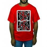 Camiseta Deadpool Chimichanga Vermelho