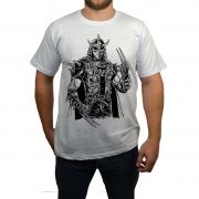 Camiseta Destruidor Punk! - Tartarugas Ninjas
