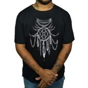 Camiseta HShop Dream Catcher Preta