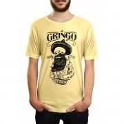 Camiseta HShop El Gringo Amarelo