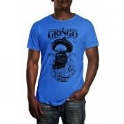 Camiseta HShop El Gringo Azul