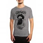 Camiseta HShop El Gringo Cinza