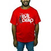 Camiseta Evil Dead Vermelho