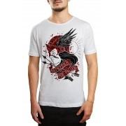 Camiseta HShop Fallen Branca