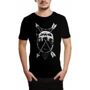 Camiseta HShop Flecha Preto