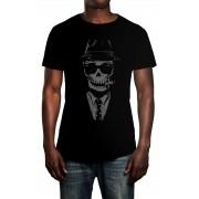 Camiseta HShop Gangsta Preto