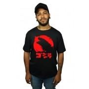 Camiseta HShop Godzilla Preto