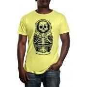 Camiseta HShop Mumia - Amarelo Bebê