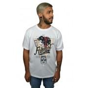 Camiseta HShop Palmist Branca